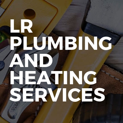 LR Plumbing and Heating services