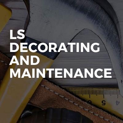 LS Decorating and Maintenance