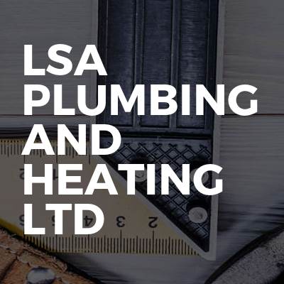 Lsa plumbing and heating ltd