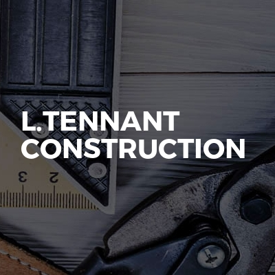 L.Tennant Construction