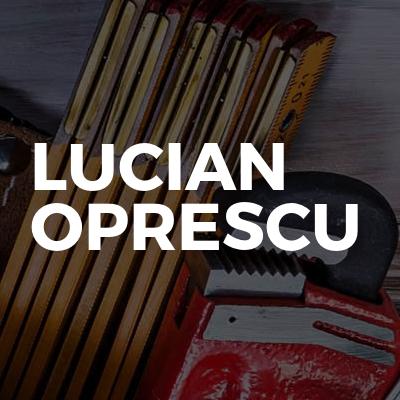 Lucian Oprescu