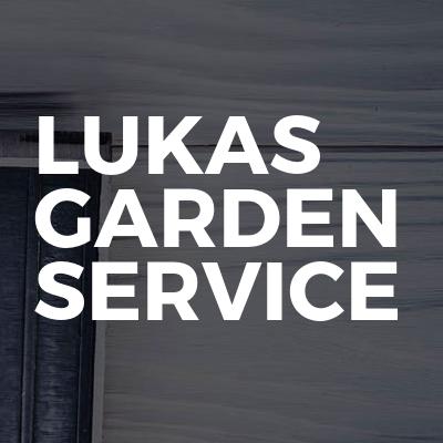 Lukas Garden service