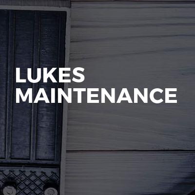 Lukes Maintenance