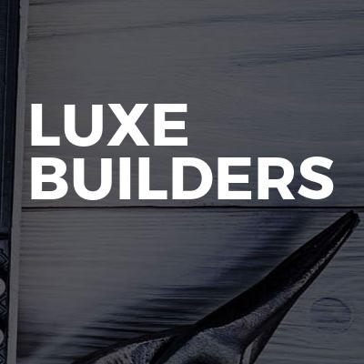 Luxe builders