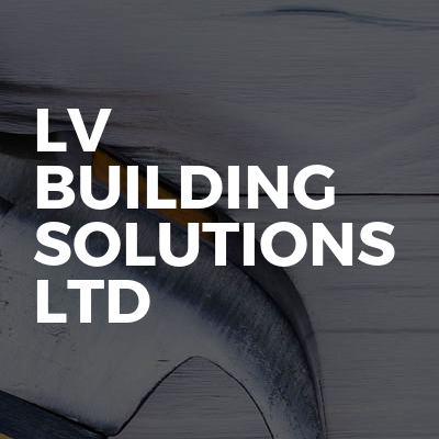 LV Building Solutions Ltd