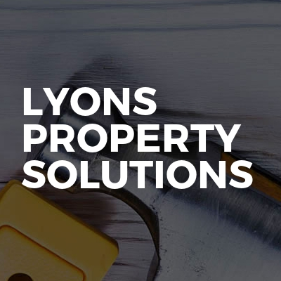 Lyons property solutions