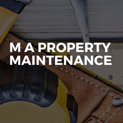 M A Property Maintenance