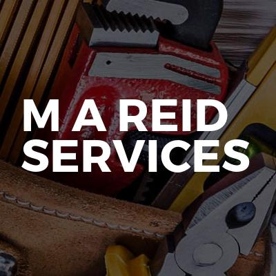 M A Reid Services