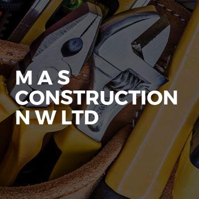 M A S Construction N W Ltd