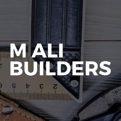 M Ali Builders