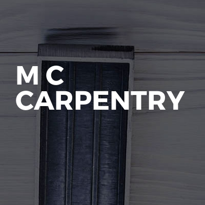 M C Carpentry