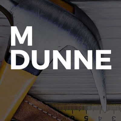 M DUNNE