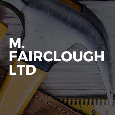 M. Fairclough Ltd