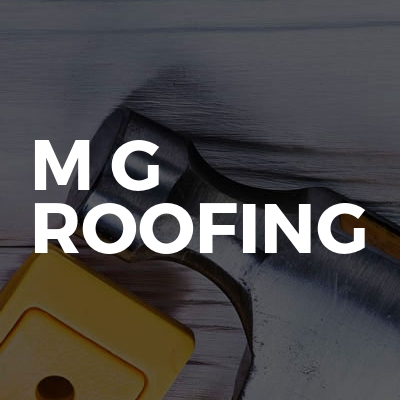 M G Roofing