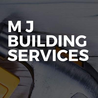 M J building services