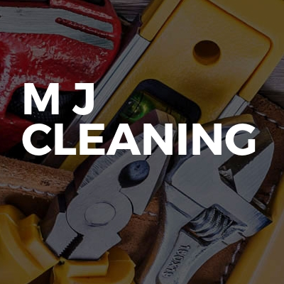 M j cleaning