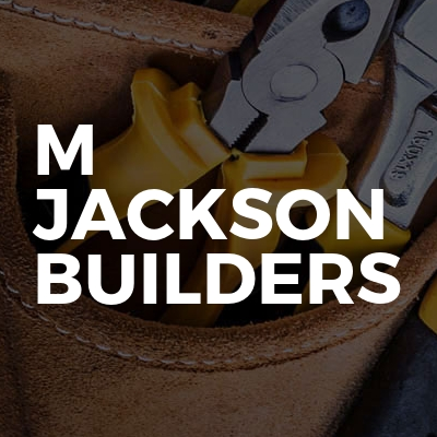 M Jackson Builders