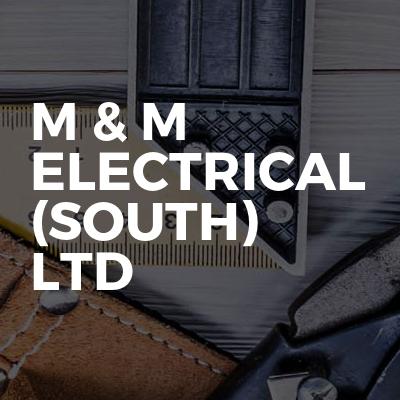 M & M Electrical (south) Ltd
