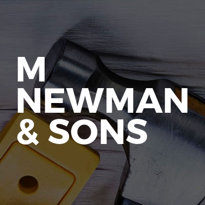 M NEWMAN & Sons