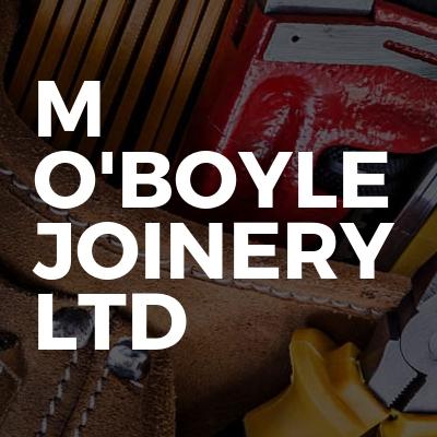 M O'Boyle Joinery Ltd