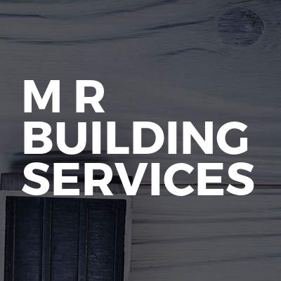 M R Building Services
