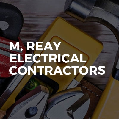 M. Reay Electrical Contractors