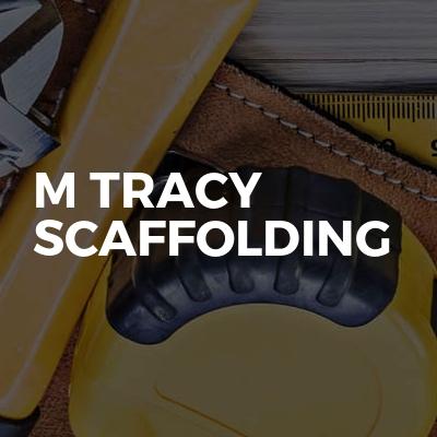 M Tracy Scaffolding