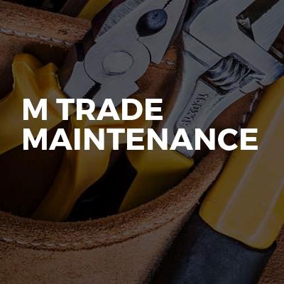 M Trade Maintenance