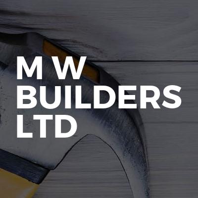 M W builders ltd