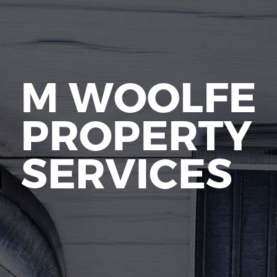 M WOOLFE Property Services