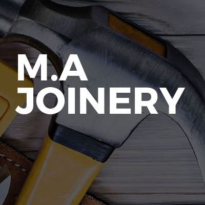 M.A joinery