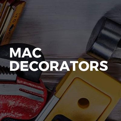 Mac Decorators