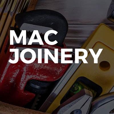 Mac Joinery