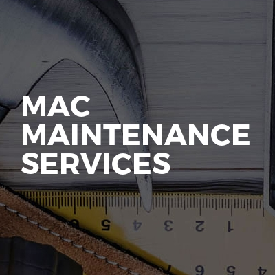 Mac Maintenance Services