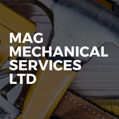 MAG Mechanical Services Ltd