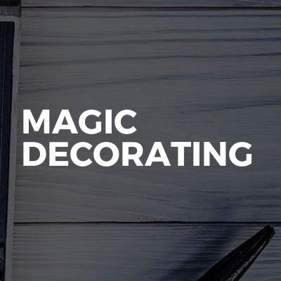 Magic Decorating