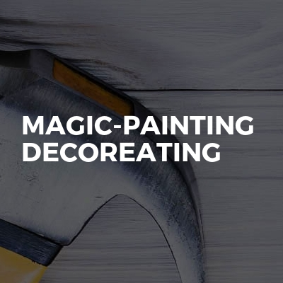 Magic-Painting decoreating