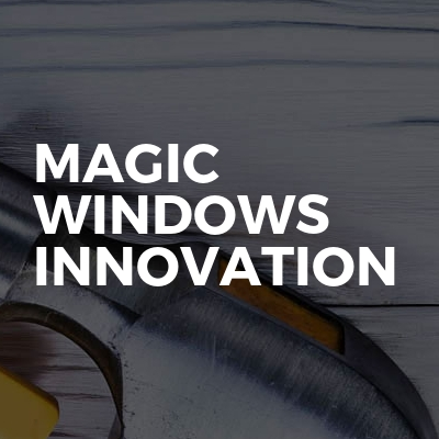 Magic windows innovation