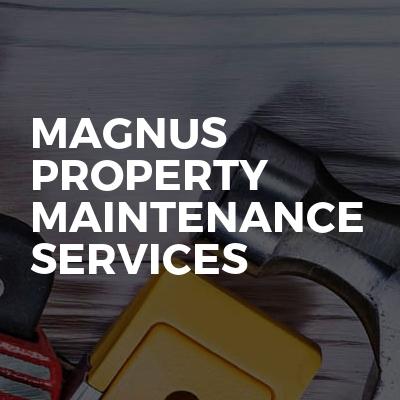 Magnus Property Maintenance Services