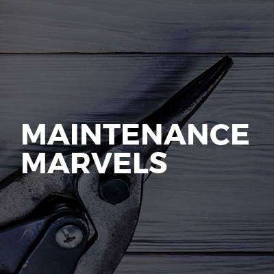 Maintenance Marvels