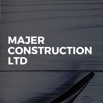 Majer Construction LTD