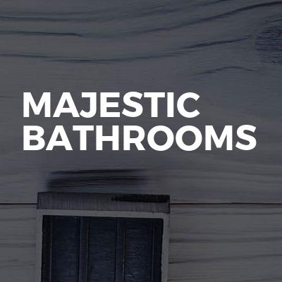 Majestic bathrooms