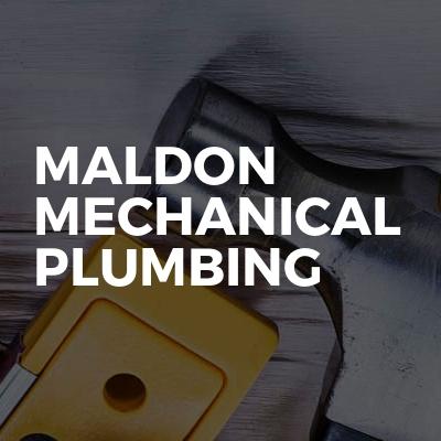 Maldon mechanical plumbing