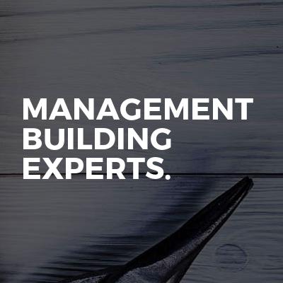 Management Building Experts.