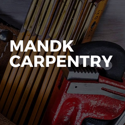 MandK Carpentry