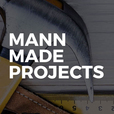Mann made projects