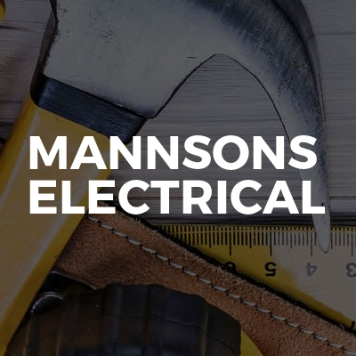 Mannsons Electrical