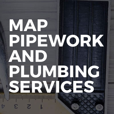 Map pipework and plumbing services