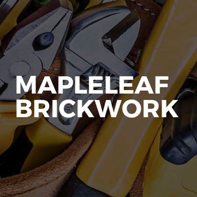 Mapleleaf Brickwork