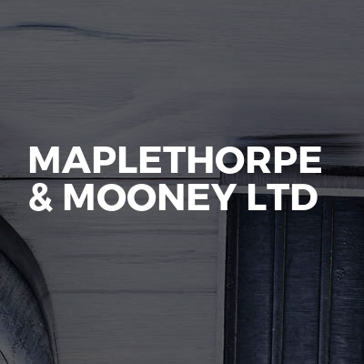 Maplethorpe & Mooney Ltd